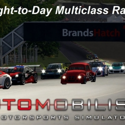 Automobilista (1.4.81r) – Brands Hatch Indy Night-to-Day Multiclass Race – This is why I love AMS