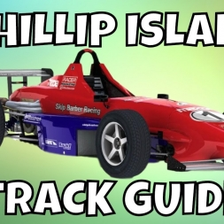 iRacing Skip Barber Track Guide - Phillip Island S4 2017