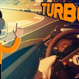 1400cv turbo F1 with Oculus Rift