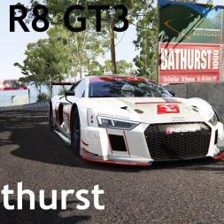 Assetto Corsa VR: Audi R8 GT3 at Bathurst