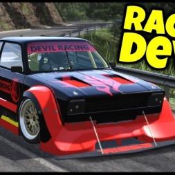 Racing Devil - Opel Kadett S2 / Krajiska Zmija Hillclimb - Asseto Corsa