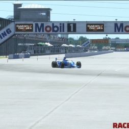 rF2 | RaceDepartment AU F2 @ Sebring International QF 1:46 667 | xdevildog