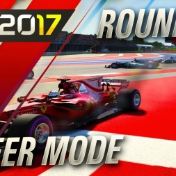 F1 2017 Career Mode HAMILTON IS GONE!!!!!!