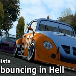 Beetle bouncing in Hell (Brazilian TC Classics @ Nordschleife)