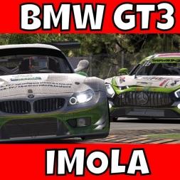 iRacing BMW GT3 at Imola