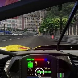 Test C7R @Monaco AC