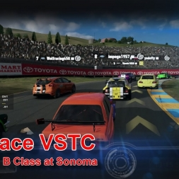 Fail Race VSTC Open B Class at Sonoma