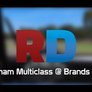 RaceDepartment - Caterham Multiclass @ Brands Hatch