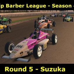 iRacing - UK & I Skip Barber League @ Suzuka