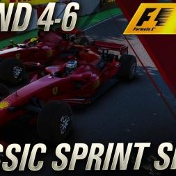 F1 2017 CLASSIC SPRINT SPEC FINALE