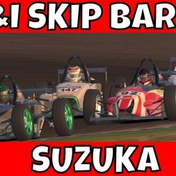 iRacing UK&I Skip Barber at Suzuka