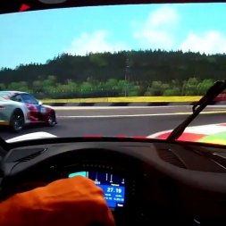 NRE Porsche Cup -  Race 6 - Red Bull Ring GP - Assetto Corsa - NetRacingEurope