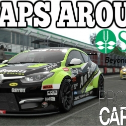 Project Cars 2: Touring Car - 5 Lap Race @ Sugo - Close battling!
