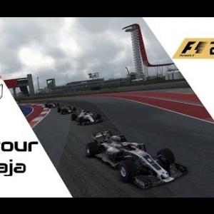 """Le tour de jaja""#23:Haas F1 2017 USA gp"