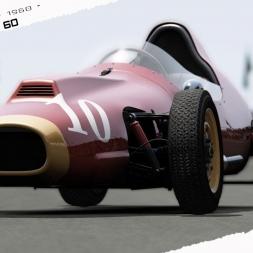 Assetto Corsa Miker Fj60 Formula Junior 1960 by F3 Classics Tracks