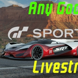 Gran Turismo Sport - 1st play through (Live)