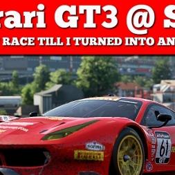 Project Cars 2: Ferrari gt3 - Spa Francorchamps - Enough track action