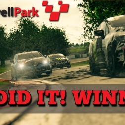 Project Cars 2: incredible race @ Cadwell in the rain!!!