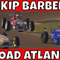 iRacing Skip Barber at Road Atlanta #3