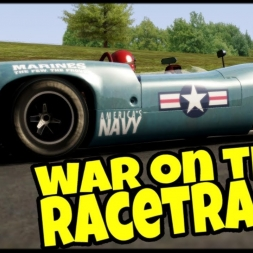 War On The Racetrack - Lola T70 MkII Spyder / GenTrack1 - Assetto Corsa