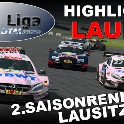 RaceRoom   VTM Liga   2. Saisonrennen   Lauf 1   Lausitzring