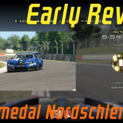 Gran Turismo Sport Early Review (Gold medal Nordschleife)