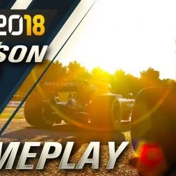 F1 2018 SEASON MOD BETA GAMEPLAY