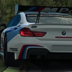 RaceRoom LeaderBoard + Setup   BMW M6 GT3 @ MONZA 1:46.7xx