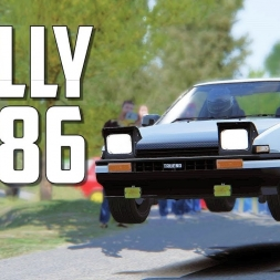 VR | RALLY AE86 - Col des Mourèzes - Assetto Corsa + DOWNLOAD LINK