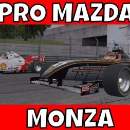 iRacing Pro Mazda at Monza #1