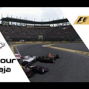 """""""Le tour de jaja""""#24:Wiliams F1 2017 Mexico GP"""