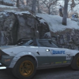 [DiRT Rally] - Live Career - Lancia Stratos - Gordolon, Monaco - Rally - G27 HD