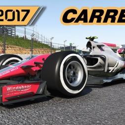 F1 2017 - Career Mode - Hungaroring #11 (PT-BR)