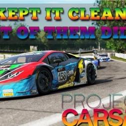 Project Cars 2:  GREAT RACE - Huracan = BEAST
