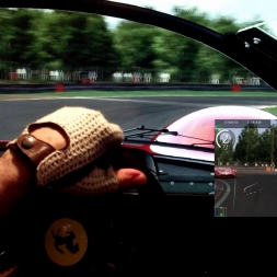 AC - Brands Hatch - Ferrari 330 P4 - alien challenge AI race