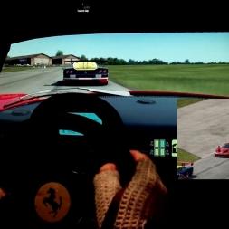 pC2 - Silverstone 1967 - Ferrari F50 GT1 - ACE AI race