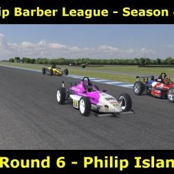 iRacing - Skip Barber UK & I League Season 4 2017 - Philip Island