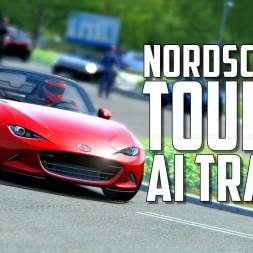 VR | Nordschleife Tourist AI Traffic? Assetto Corsa mod + DOWNLOAD