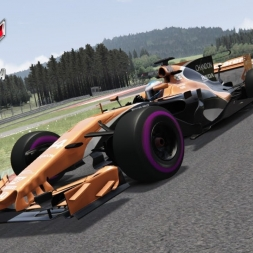 ✅►Assetto Corsa Onboard Red Bull Ring mod ACFL F1 2017 Alonso