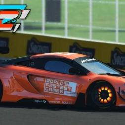 rFactor 2 - McLaren 650s GT3 at Road America (PT-BR)