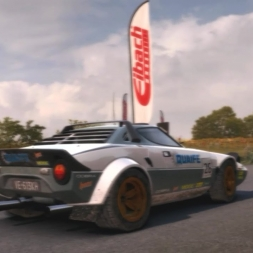 [DiRT Rally] - Live Career - Lancia Stratos - Kreuzungsring, Germany - Rally - G27 HD