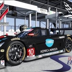 ✅► Assetto Corsa Corvette Dallara DP @ Sebring