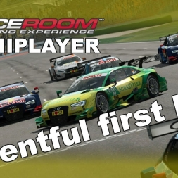 RaceRoom | Multiplayer | Eventful first lap