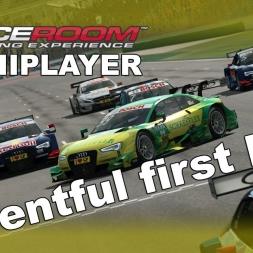 RaceRoom | Multiplayer | Eventful first lap