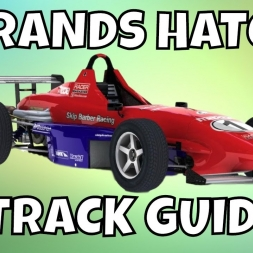 iRacing Skip Barber Track Guide - Brands Hatch S4 2017