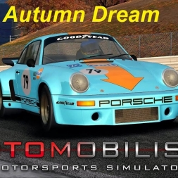 Automobilista (1.4.81r) - Autumn Dream - Porsche 911 RSR 1974 @Barber Motorsport Park