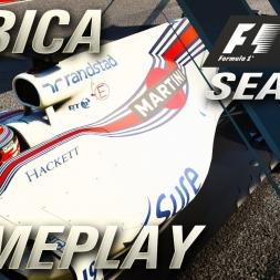 F1 2018 SEASON MOD KUBICA GAMEPLAY
