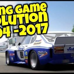 Racing Game Evolution 2004-2017