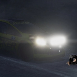 ✅►Dirt Rally UK Ford Fiesta   Night
