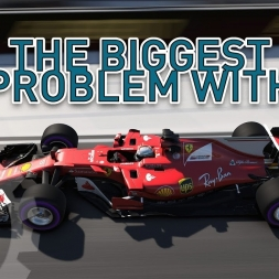 THE BIGGEST PROBLEM WITH F1 2017!! THE BIGGEST PROBLEM EXPOSED!!